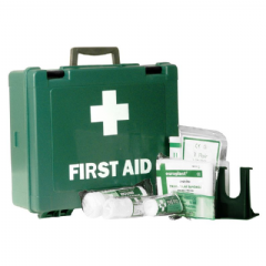 FIRST AID KIT  1-10 persons Office and Ideal In Cab Truck, Van Car Mobile Home and Caravan